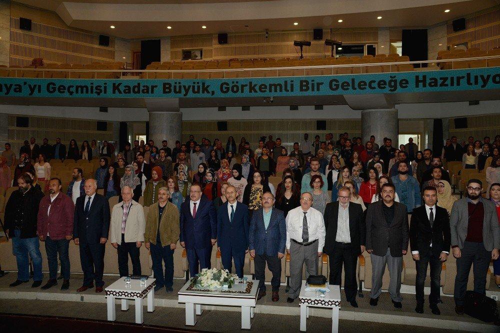 Uluslararası Türk Sanatı, Tarihi ve Folkloru Kongresi başladı