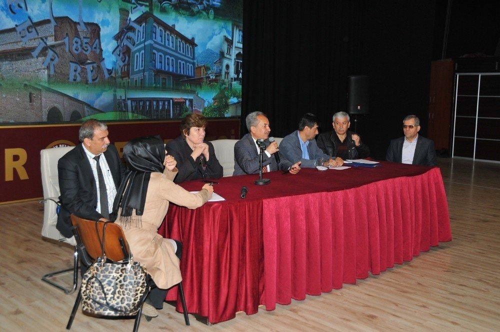 Akşehir Belediyesinde 50 kişi iş başı yapacak