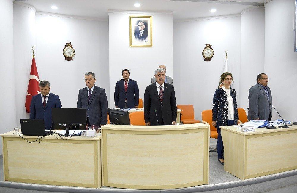 Büyükşehir Belediye Meclisi Polat Başkanlığında toplandı