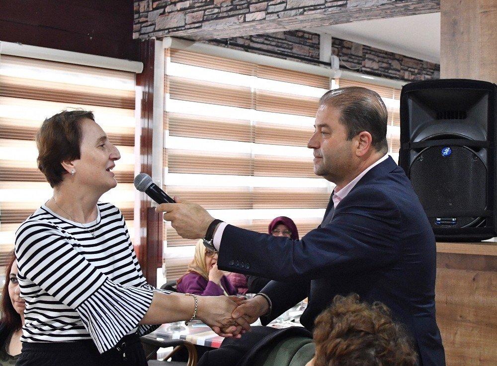 Başkan Ali Kılıç'tan engellilerle dayanışma çağrısı