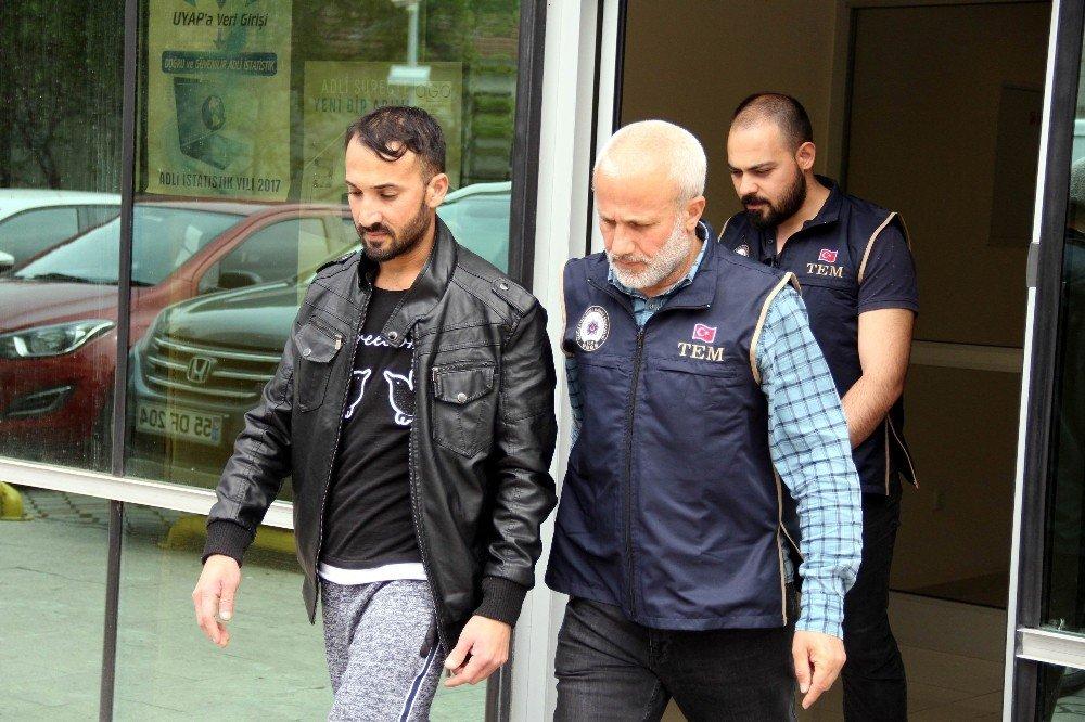 Samsun'da DEAŞ operasyonunda gözaltına alınan 3 kişi serbest kaldı