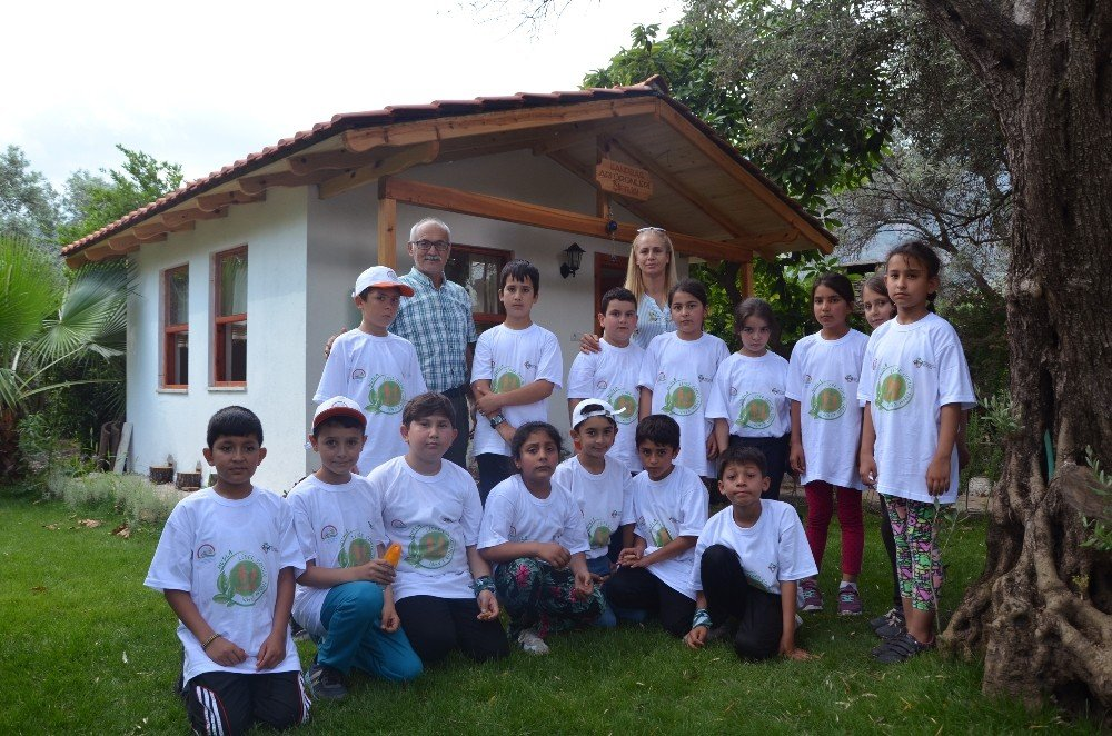 Tarımın gönüllü çocukları sahada