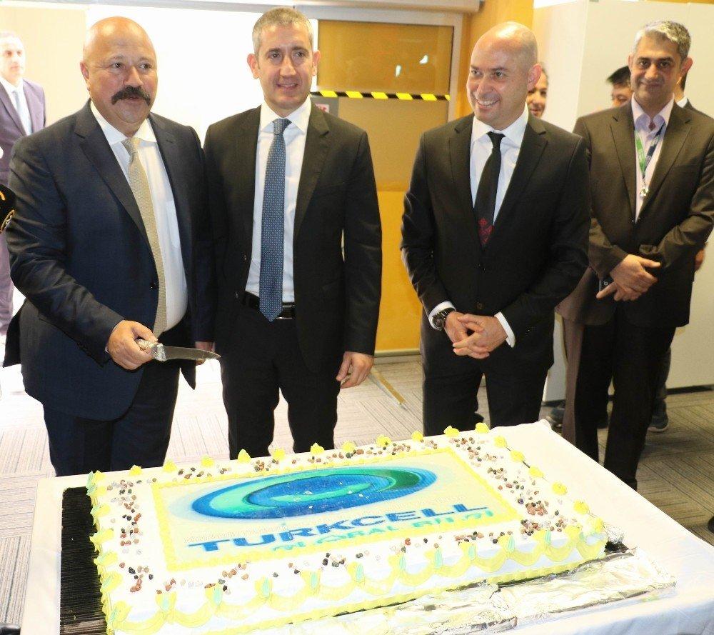 Turkcell'den Diyarbakır ekonomisine 10 yılda 450 milyonluk katkı