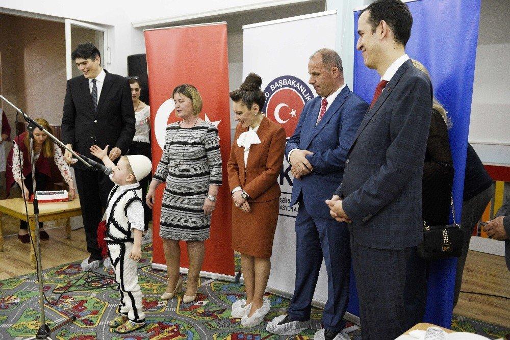 TİKA Kosova'da bir kreşi yenileyerek hizmete açtı