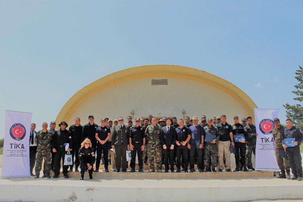 TİKA ve Emniyet Genel Müdürlüğünden Tunus Emniyet ve Jandarma Teşkilatı personeline eğitim