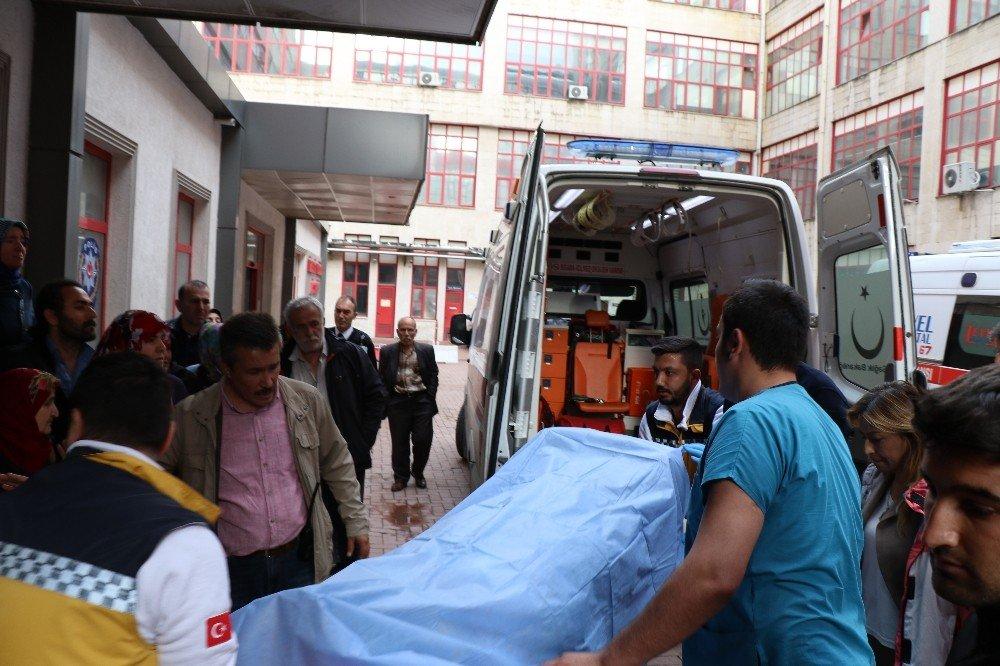 2 gündür kayıp kız kayalıklarda yaralı bulundu