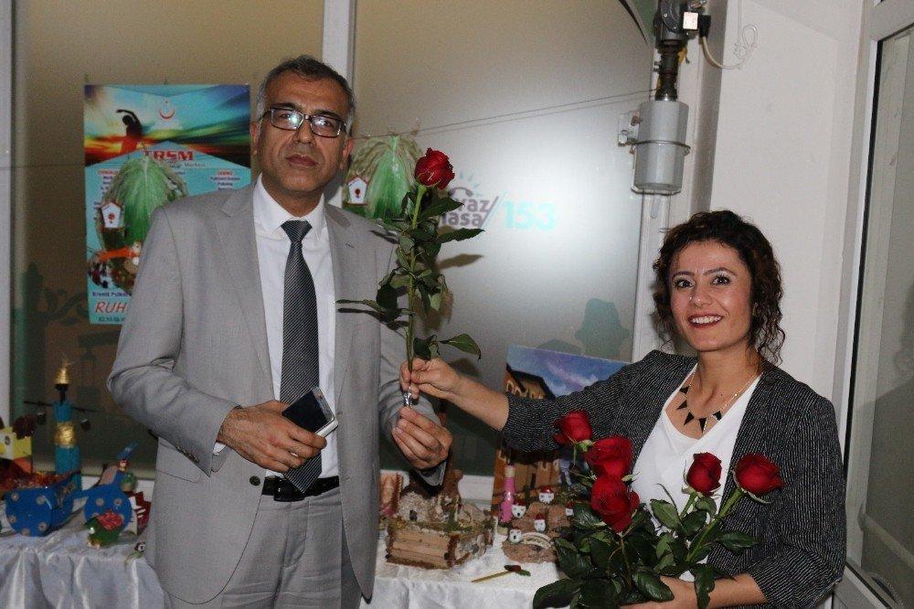 Toplum Ruh Sağlığı Merkezi Anneler Gününü kutladı