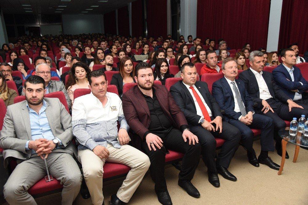UTF Kulübü tarafından sanat, spor ve akademi zirvesi gerçekleştirildi