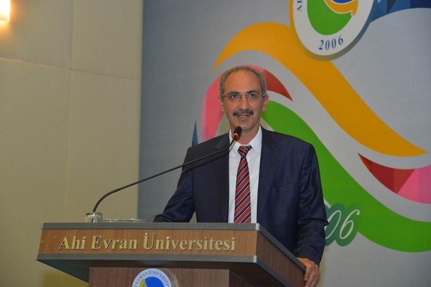 "AEÜ'de ""Bacıyan-ı Rum"" konferansı"