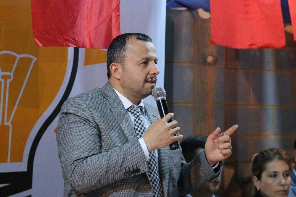 AK Patinin hedefi Antalya'dan 10 Milletvekili
