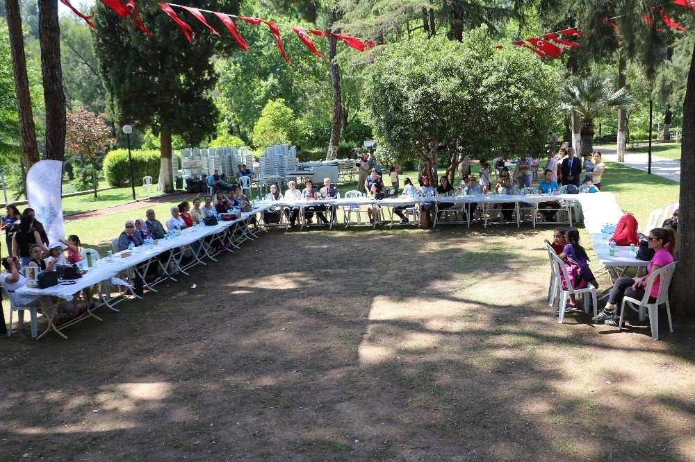 Aydın Büyükşehir Belediyesi, Çölyak hastalarıyla buluştu