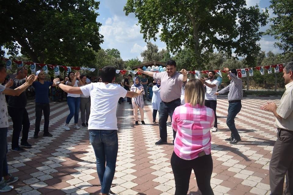 Havran MYO 5.Geleneksel Yıl Sonu Şenliği gerçekleştirildi