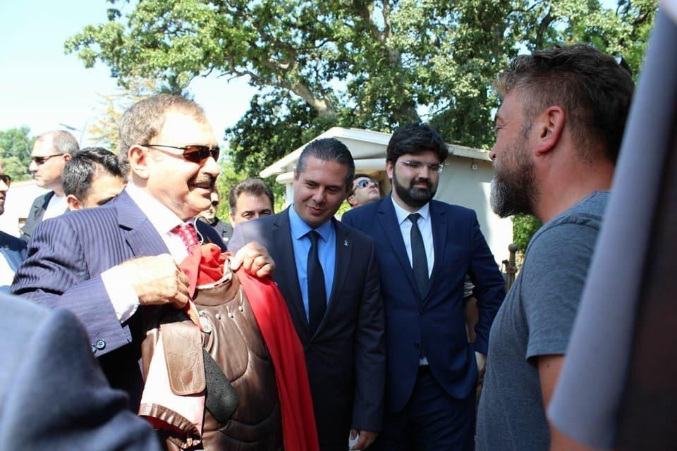 """Bakan Eroğlu: """"Hedefimiz en az 1 milyon turist"""""""