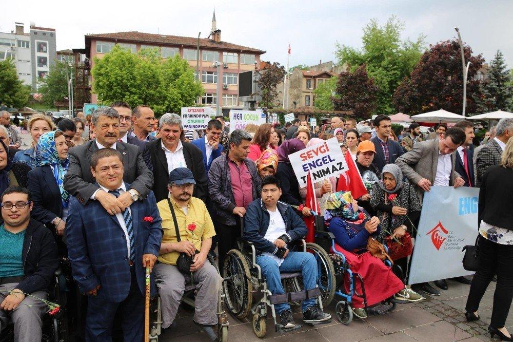 Bartın'da Engelliler Haftası etkinlikleri
