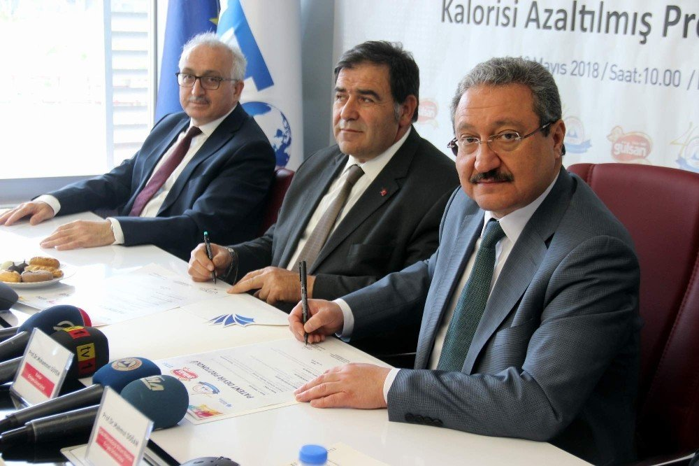 Erciyes Üniversitesinden bir ilk