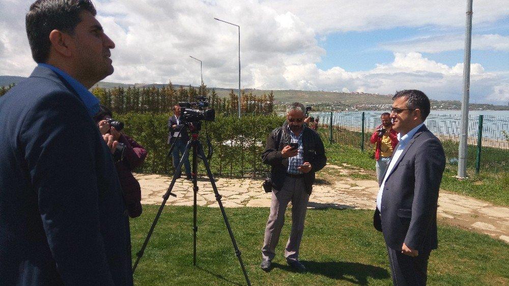 'Muradiye Bendimahi Balık Göçü Festivali' hazırlıkları tamamlandı