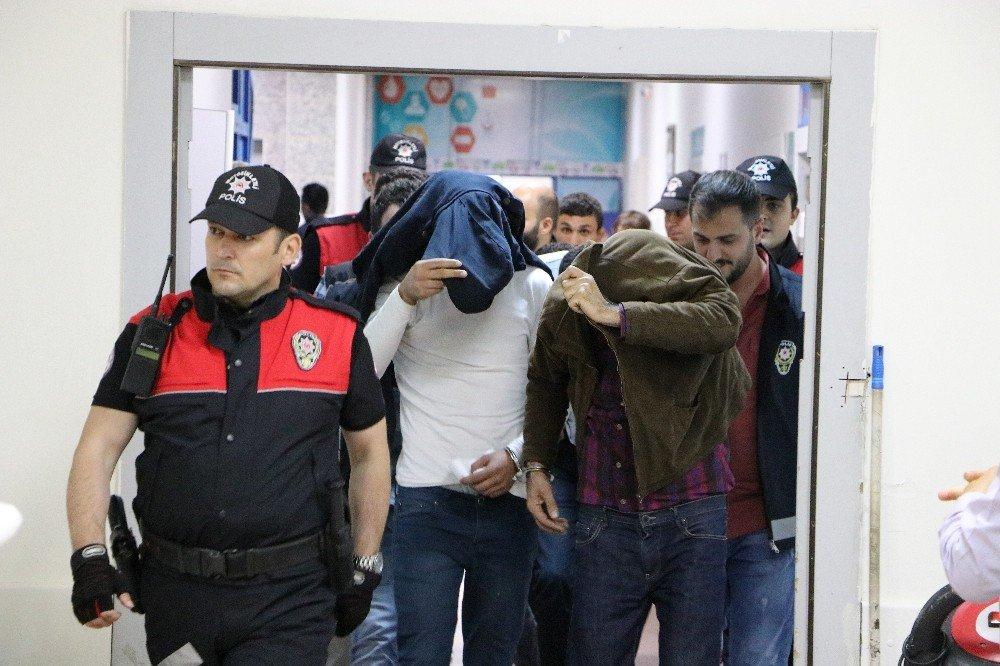 Kahramanmaraş'ta uyuşturucu satıcısı 7 kişi tutuklandı