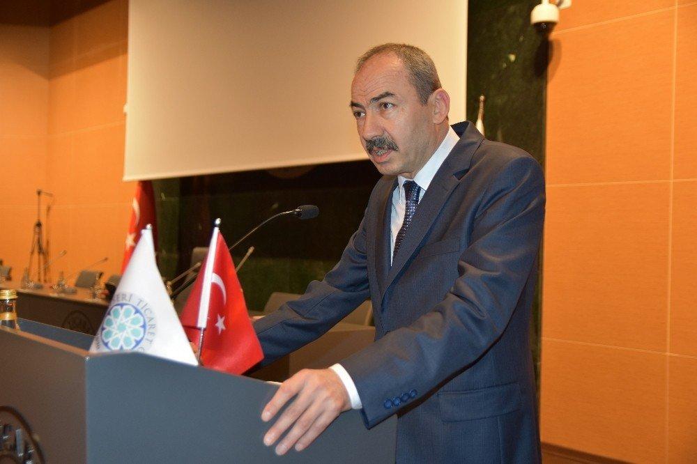 KTO ve İŞKUR İşbirliğinde 2. İstihdam Seferberliği Devlet Teşvikleri Toplantısı Yapıldı