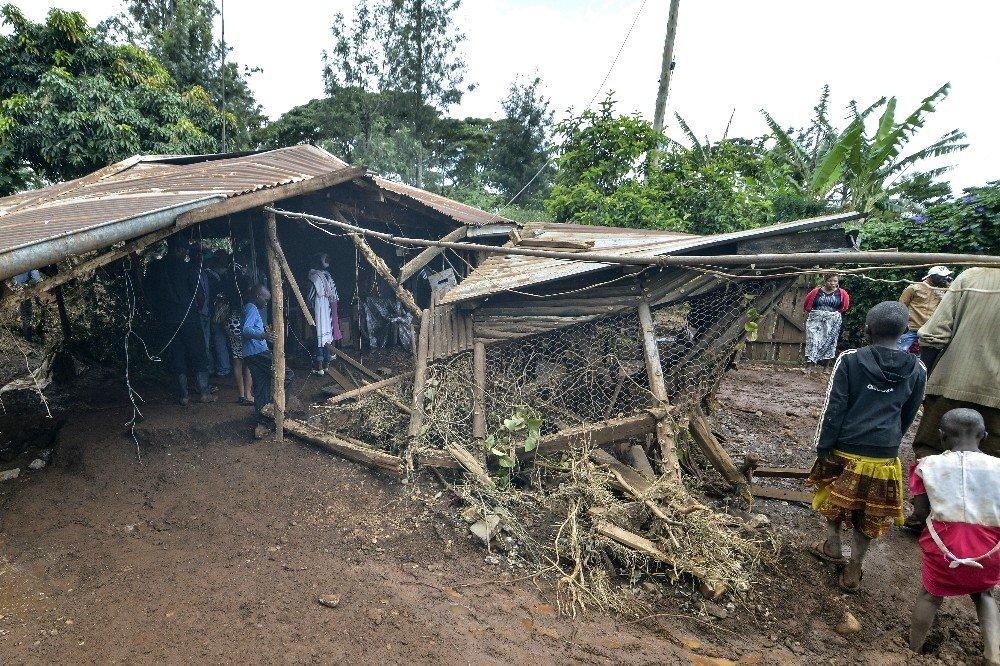 Kenya'daki faciada ölü sayısı 41'e yükseldi