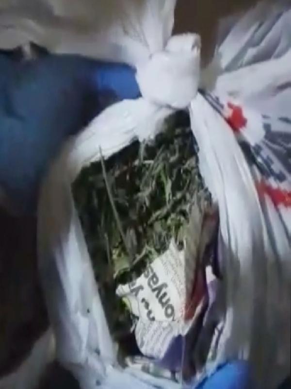Konya'da bağ evine uyuşturucu operasyonu