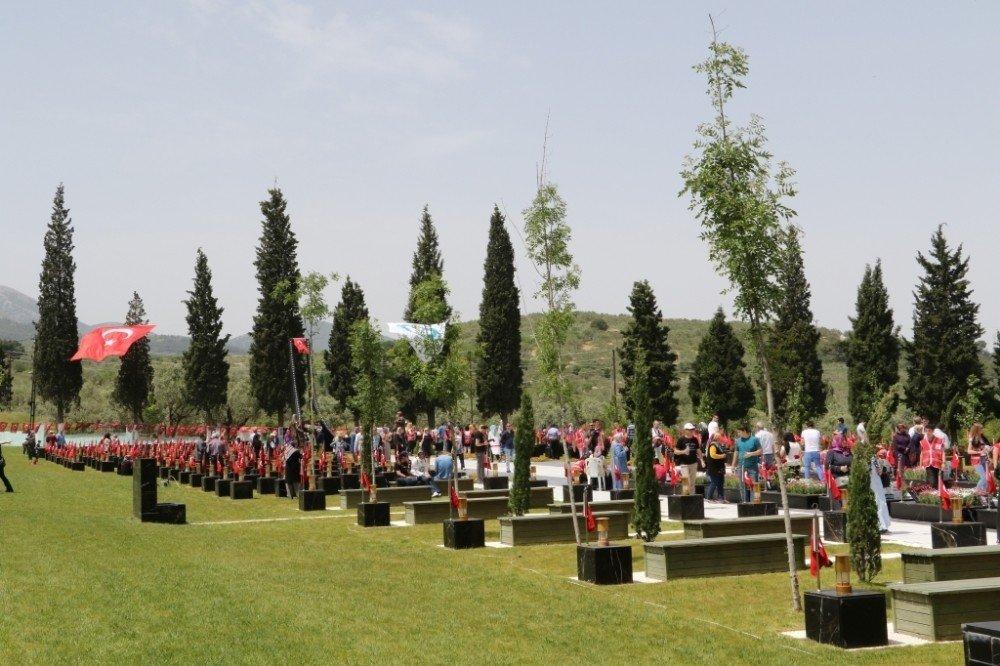 Soma maden şehitleri törenle anılacak