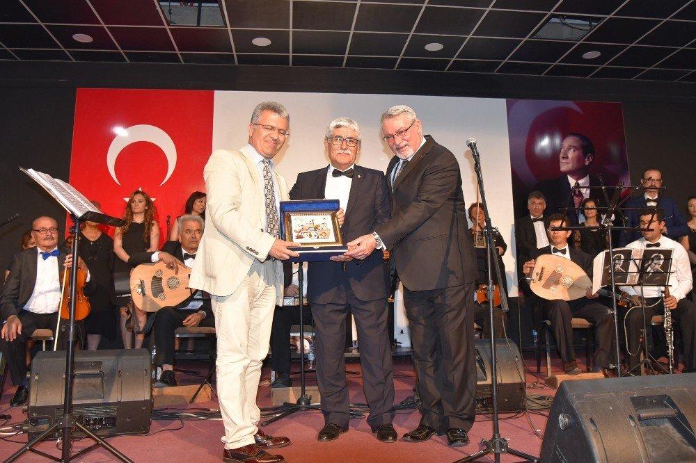 Milas Türk Musiki Derneği'nden 90'ıncı konser