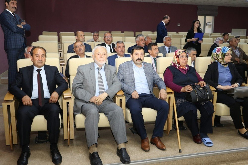 Muhtarlardan Kırıkkale Belediyesine teşekkür