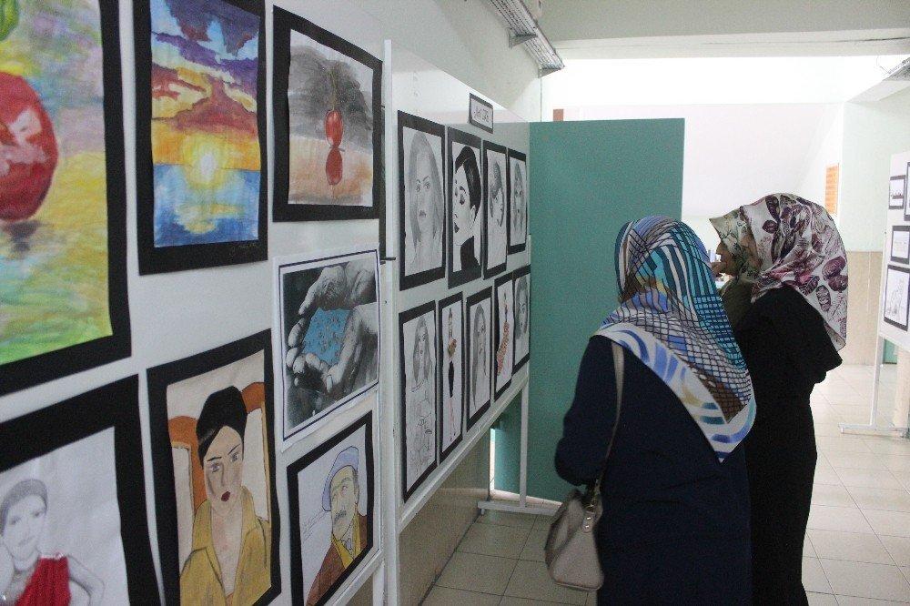 Lise öğrencilerinden ilgi çeken projeler