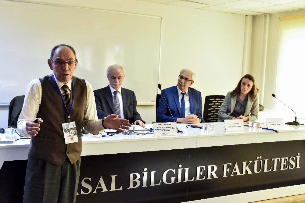 Türkiye'nin sakin şehirleri SAÜ'de konuşuldu