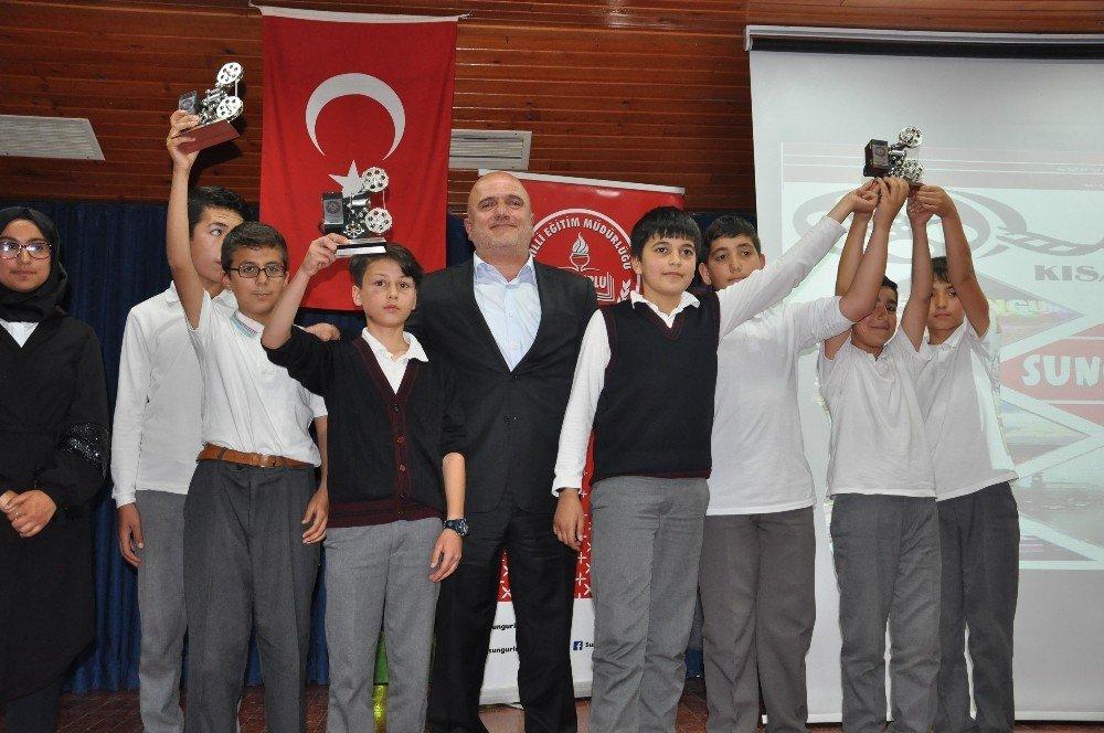 Kısa film belgesel ve fotoğraf yarışması sonuçlandı