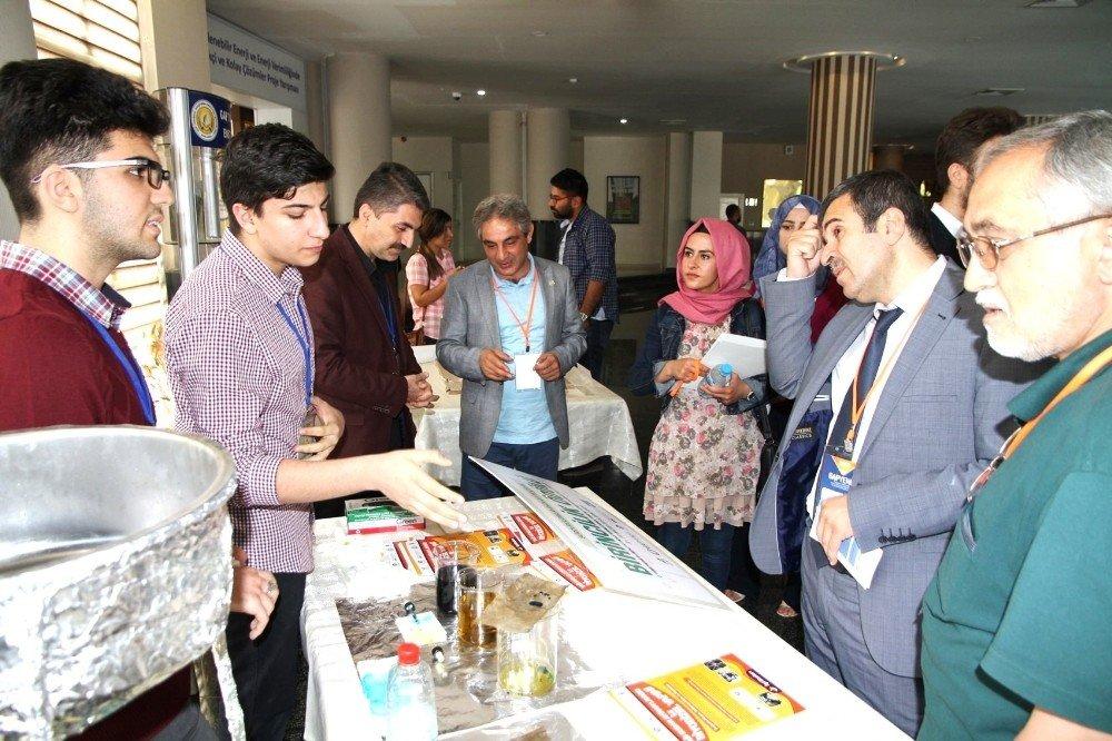 Yenilenebilir enerji ve enerji verimliliği kongresi başladı