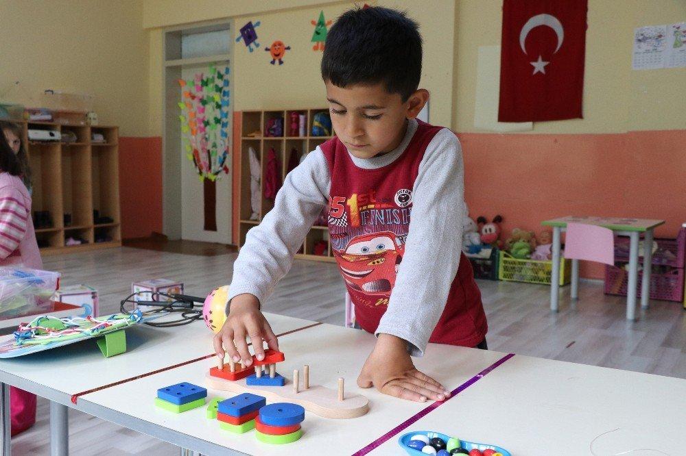 Sinitli İlkokulu materyal geliştirmede birinci oldu