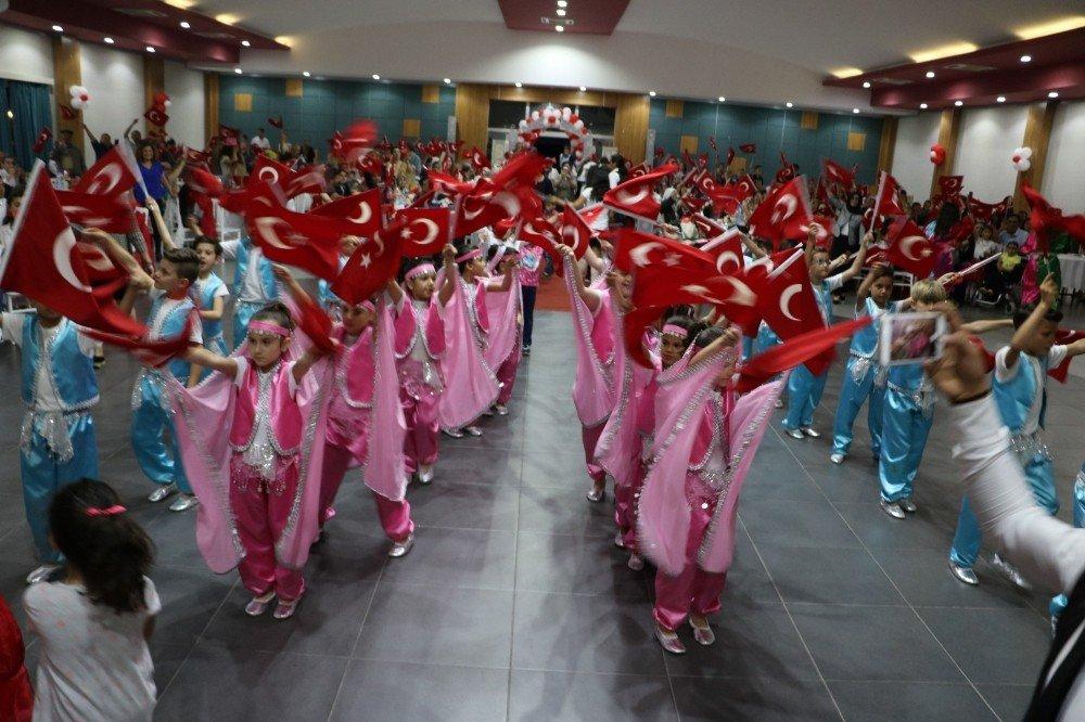 """""""Hayatı paylaşmak için engel yok"""" buluşması Çine'de gerçekleşti"""