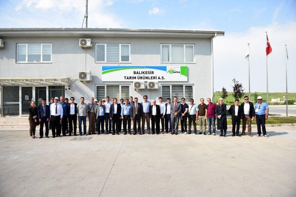 Büyükşehir GAP Bölgesi'ndekİ kırsal hizmetler birimlerini ağırladı
