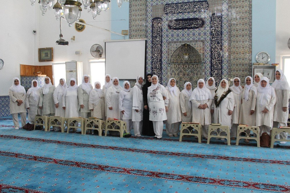 Kur'an-ı Kerim okumayı öğrendiler