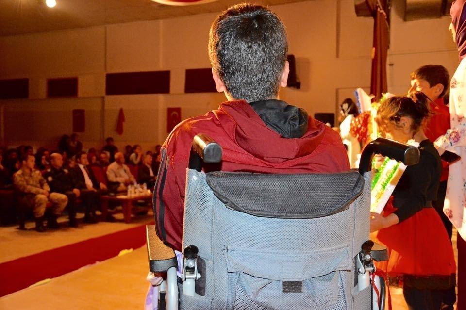 Güroymak'ta 'Engelliler Haftası' etkinliği