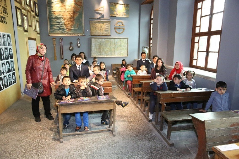 Tarihi Kentler Birliği'nin Milli Mücadele Ödülü Kayseri'nin
