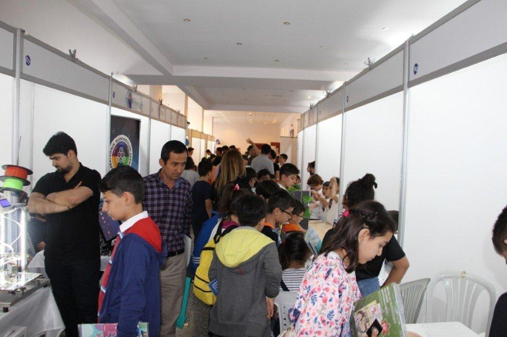Çamlıca Okulları Robocot Festivalinde