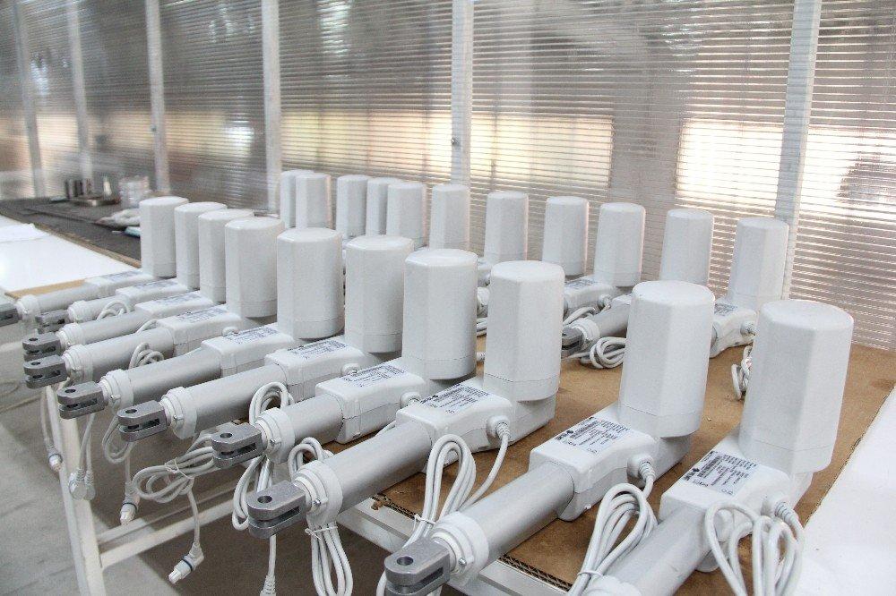 Medikal cihazlarda dışa bağımlılığı bitirecek yerli ve milli motor üretimi