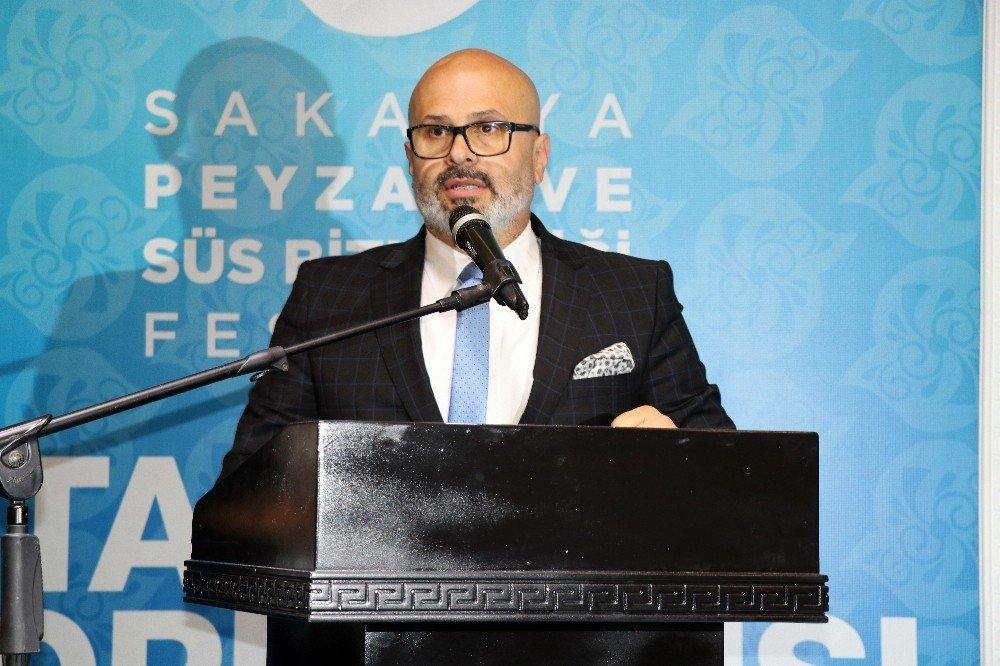 """""""Sakarya Peyzaj ve Süs Bitkiciliği Festivali""""nin lansman tanıtımı yapıldı"""