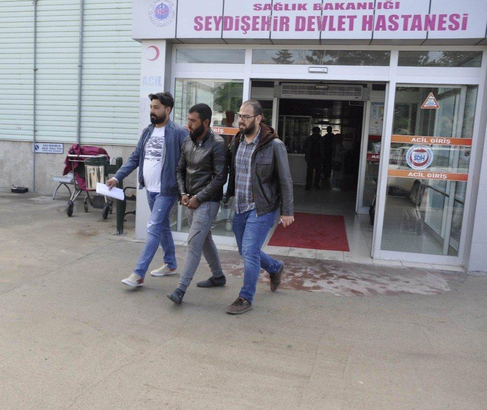 Konya'da uyuşturucu operasyonu: 12 gözaltı