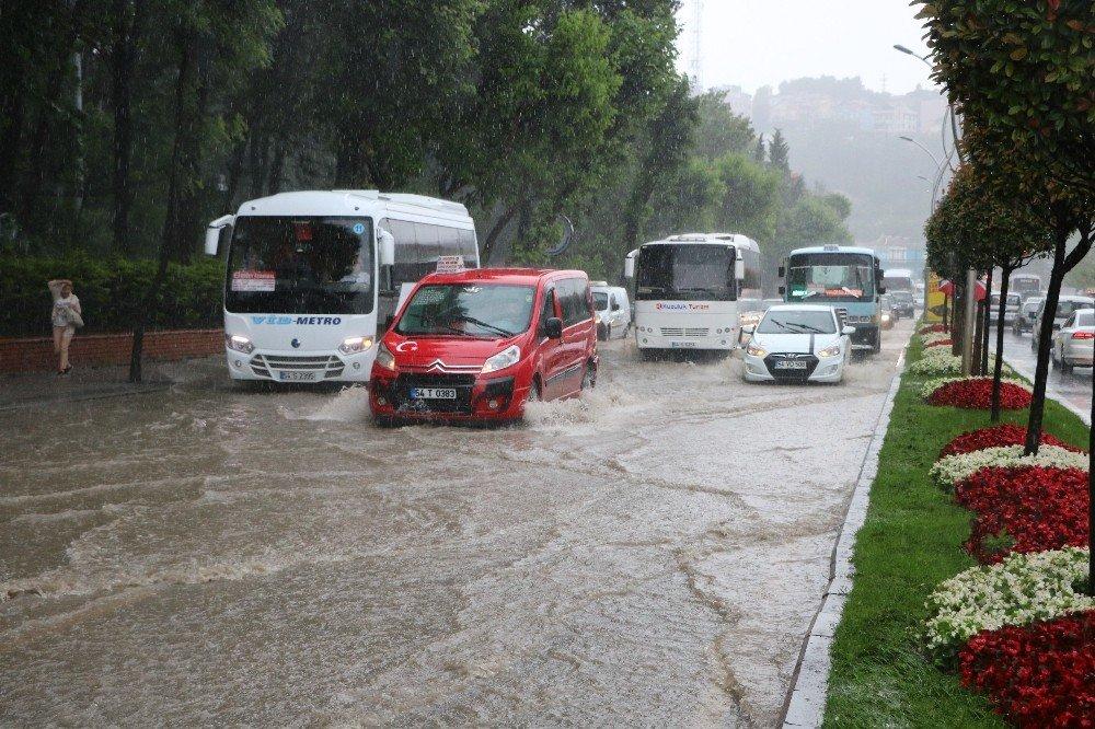 Sakarya için kuvvetli yağış uyarısı