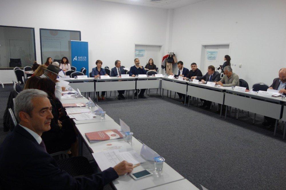 Nevşehir'de üniversite turizm sektörü iş birliği çalıştayı düzenlendi