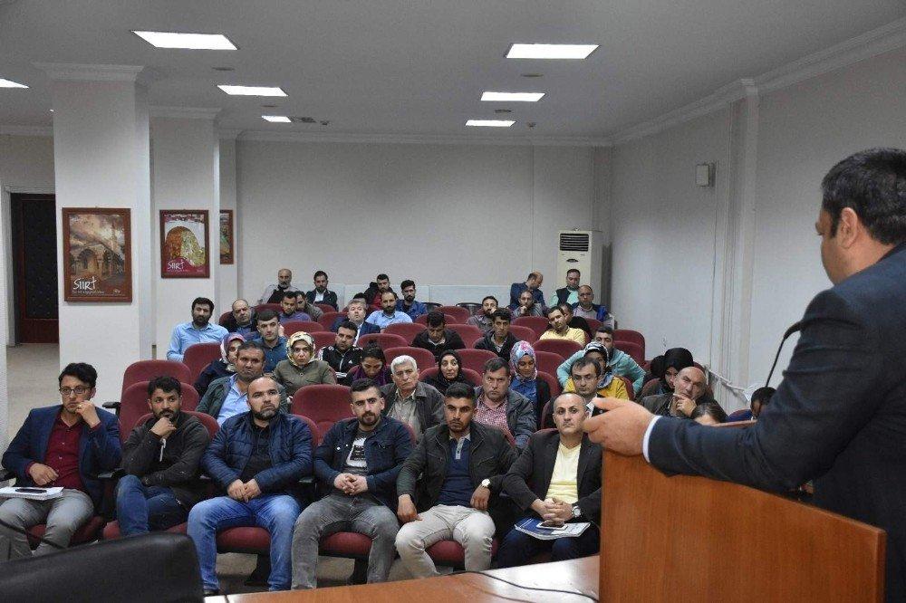 Siirt'te Kobilere destek programı tanıtıldı