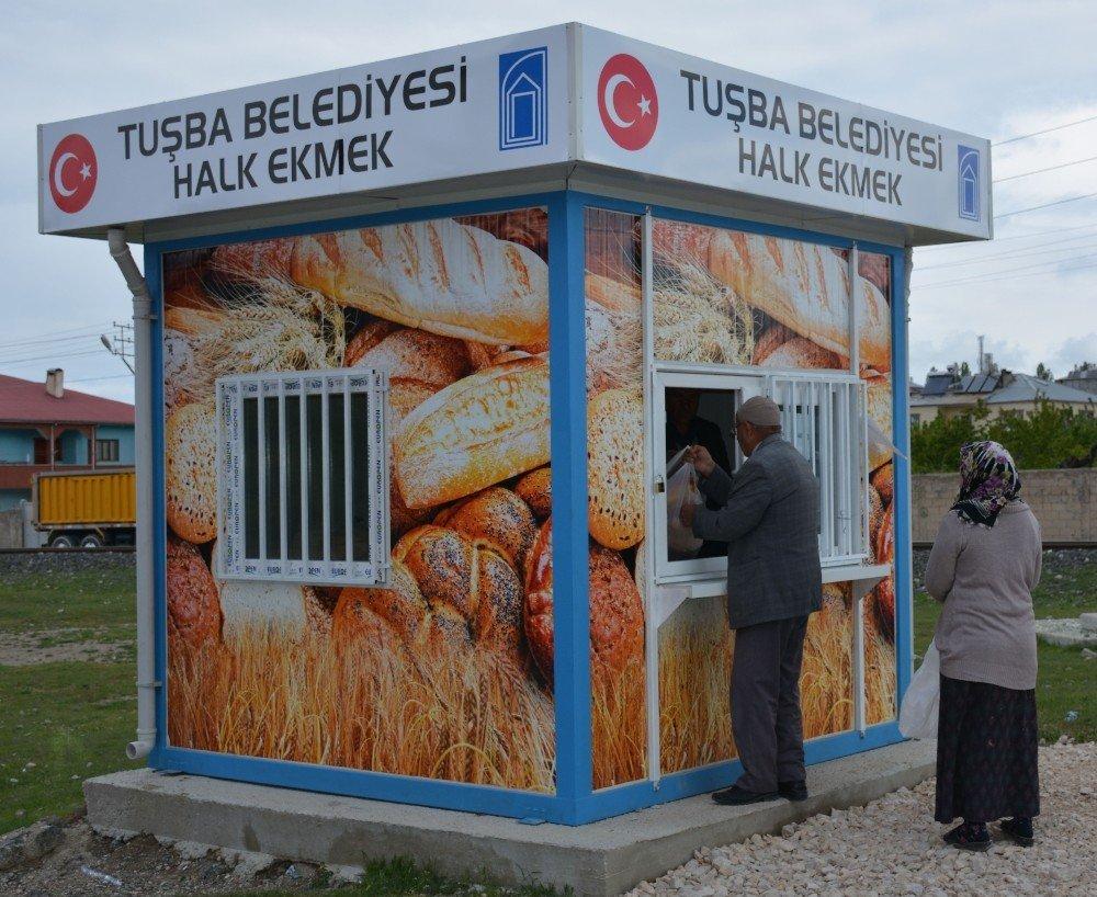 Tuşba Belediyesinden bir ilk daha