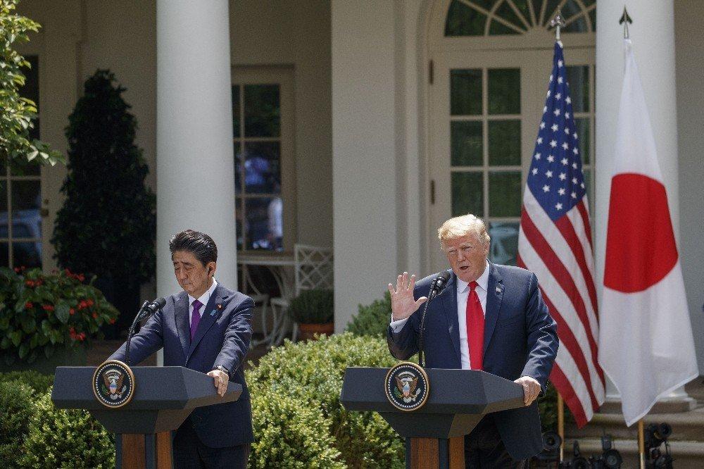 Trump, Kuzey Kore lideri Kim'i ABD'ye davet edebilir