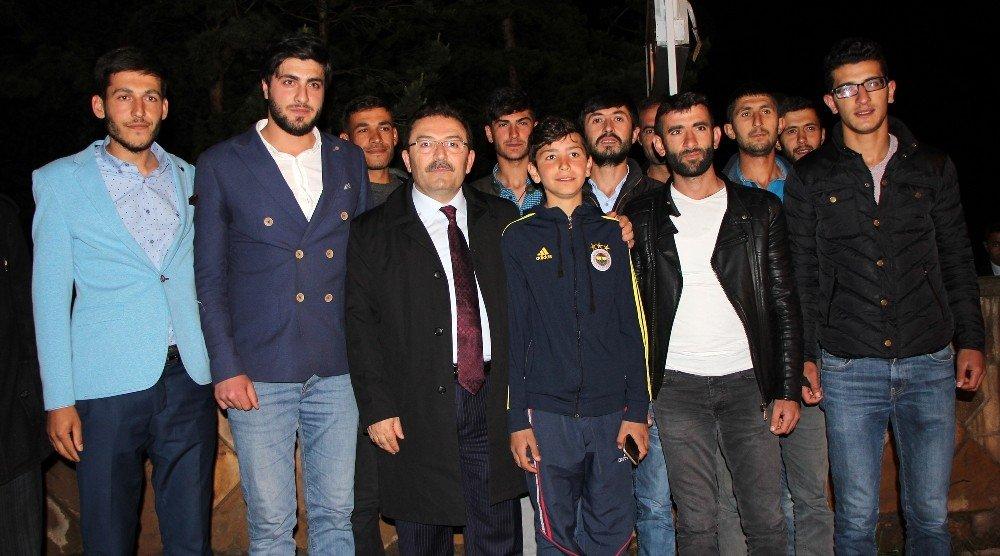 """Altınok: """"AK Parti güven ve istikrarın teminatıdır"""""""