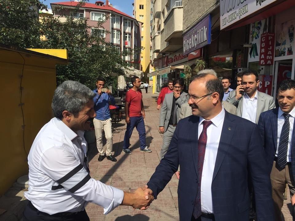 """Deligöz """"Siyasi ahlak Ak partimizi zirveye taşıyacaktır"""""""