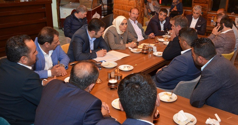 Milletvekili Taşkesenlioğlu, AK icraatları anlatıyor