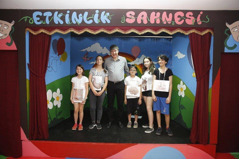 Türkiye'ye model olacak Kitap ve Oyuncak Kütüphanesi hizmete açıldı